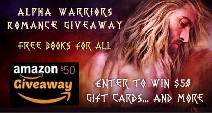 alpha warriors giveaway with Love Books   2